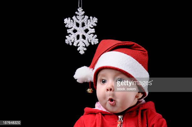christmas child - funny christmas stock photos and pictures