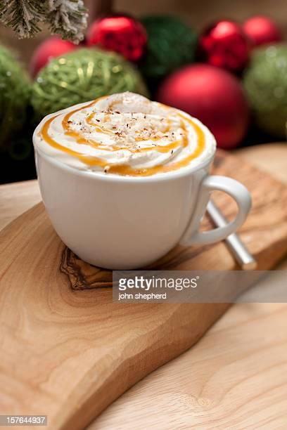 クリスマスのコーヒー