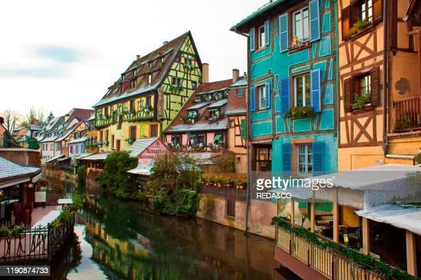 Christmas Colmar Alsace France Europe