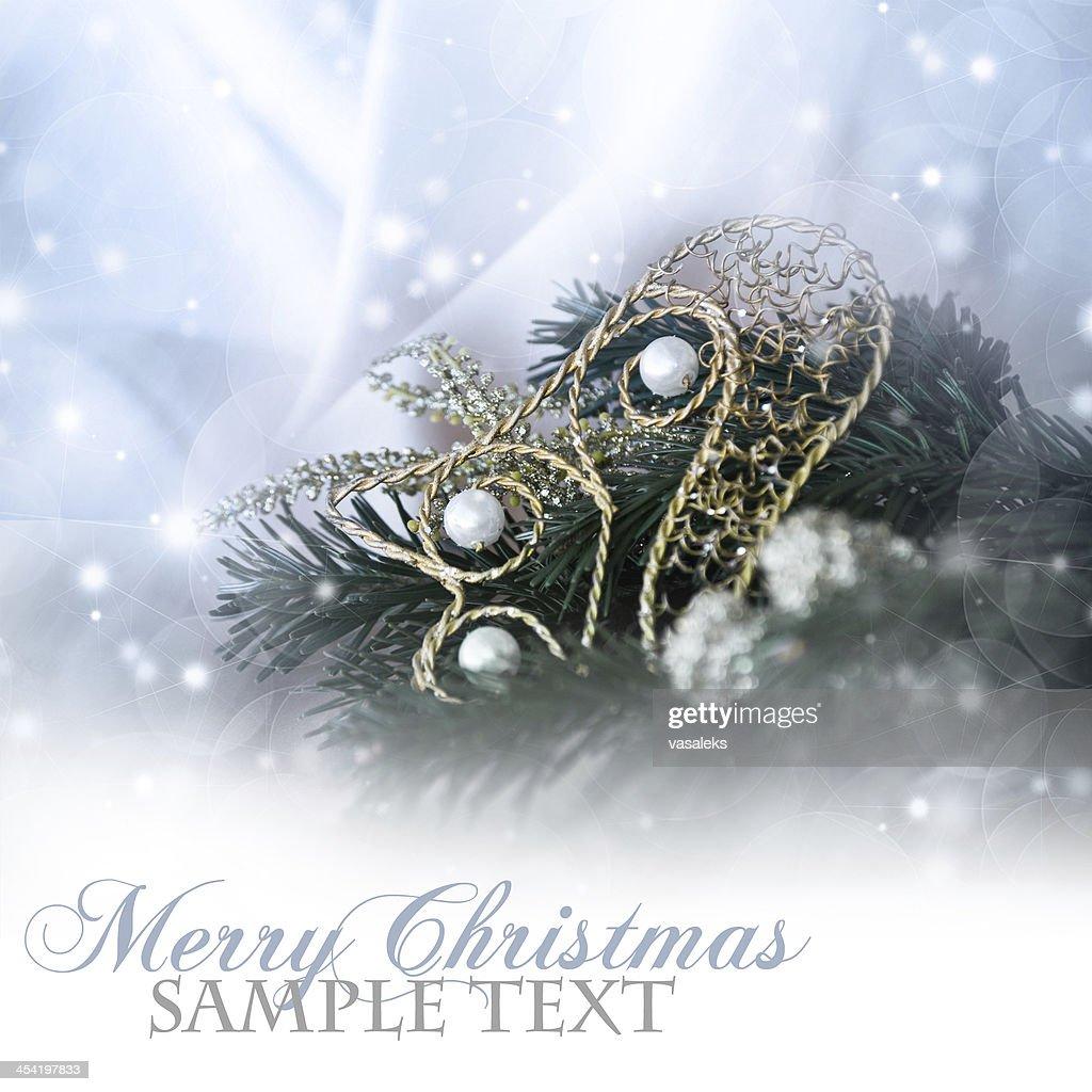 Christmas Composition : Stock Photo