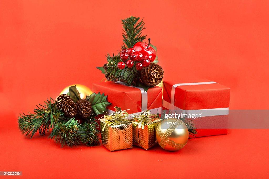 Christmas concept : Stock Photo