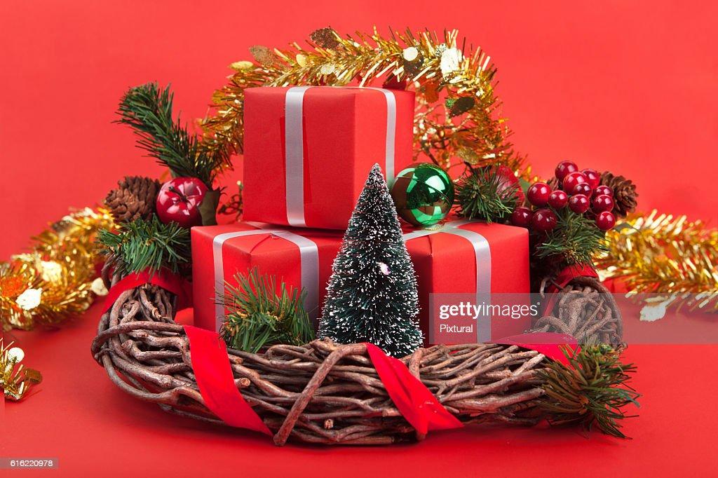 Weihnachts-Konzept : Stock-Foto