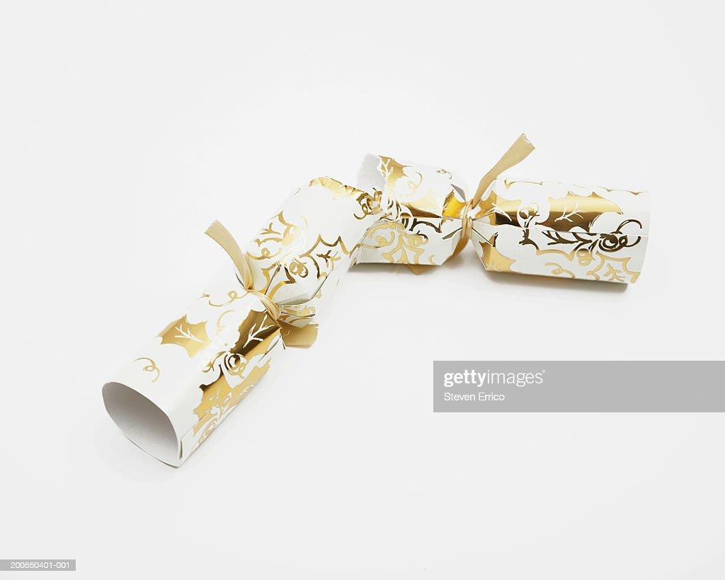 Christmas cracker : Stock Photo