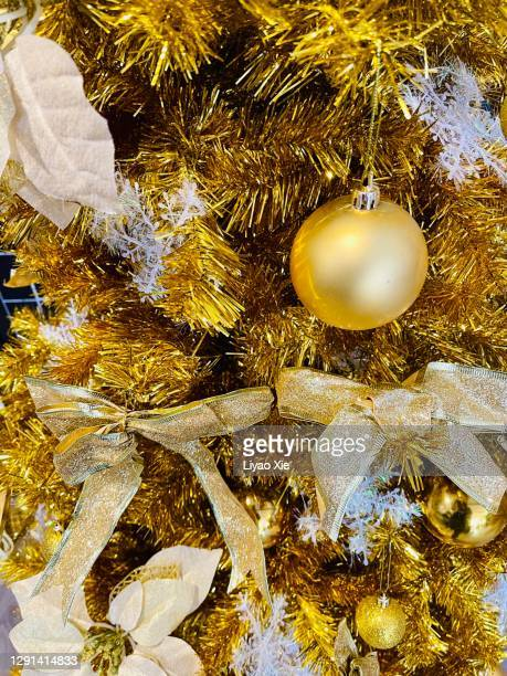 christmas decoration - liyao xie stock pictures, royalty-free photos & images