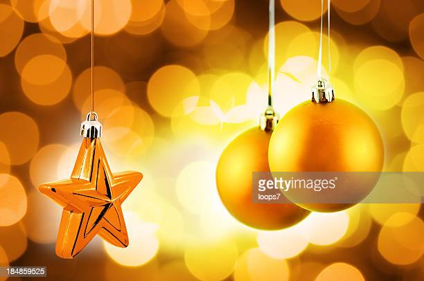 christmas decoration - loops7 stock photos and pictures