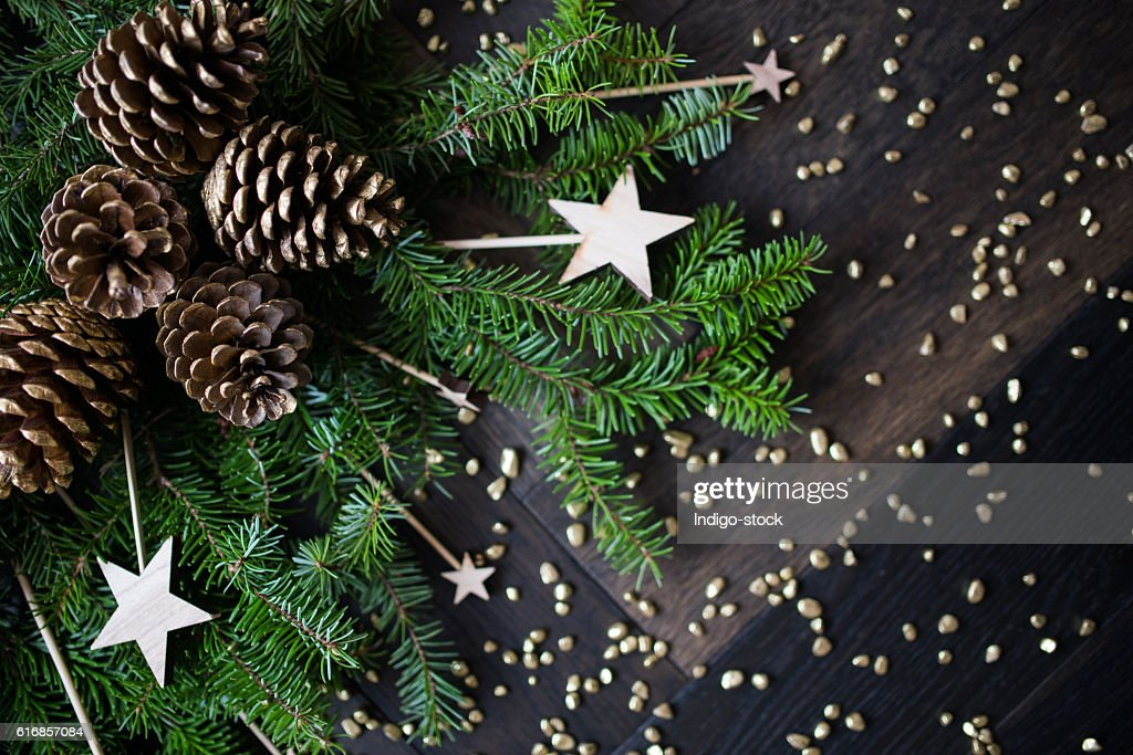 Christmas decoration : Stock Photo