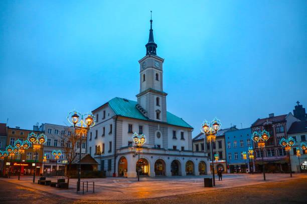 POL: Christmas Decoration In Gliwice, Poland