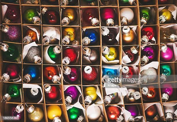 Le decorazioni di Natale a sfere