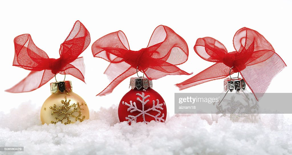 Christmas decorations : Stockfoto