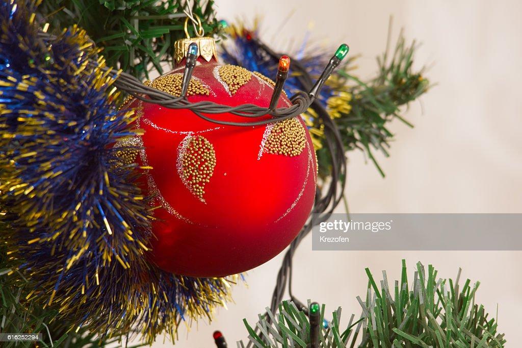 Decorações de Natal : Foto de stock