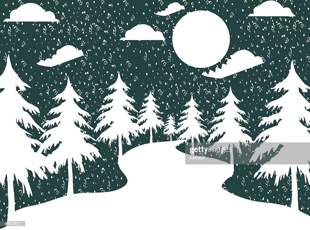 Des éléments de Noël illustrations : Photo