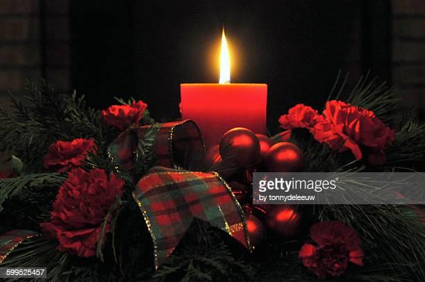 Christmas Eve Centrepiece