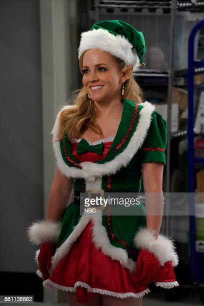 SUPERSTORE Christmas Eve Episode 307 Pictured Kelly Stables as Kelly