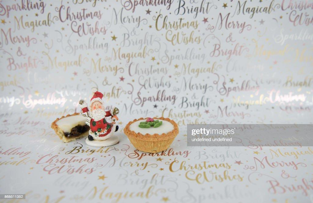 Weihnachten Essen Fotografie Bild Mince Pies Kuchen Mit Xmas
