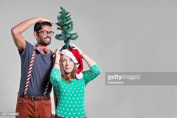 クリスマスご友人と
