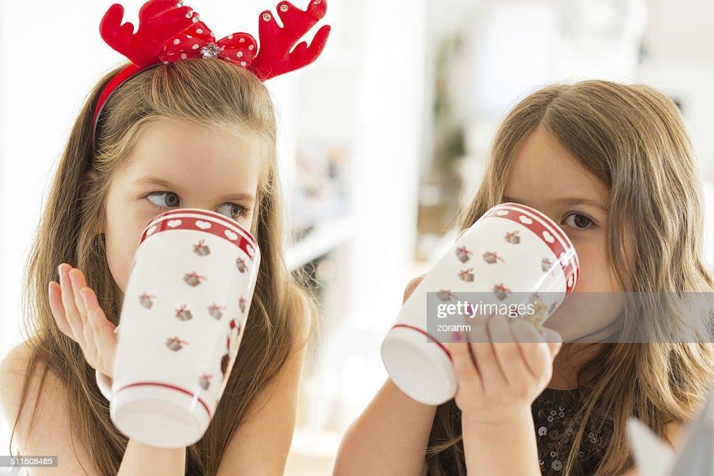 Christmas fun : Stock Photo