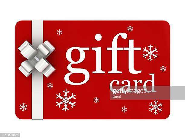 Gift card stock photos and pictures getty images christmas gift card negle Gallery