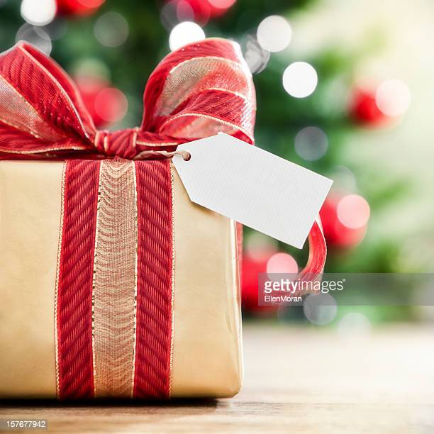 christmas gift - christmas gifts stock photos and pictures