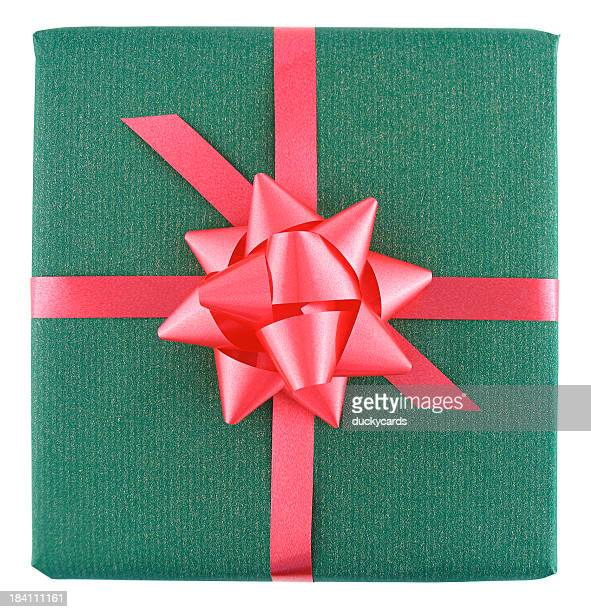 christmas gift - high section stock pictures, royalty-free photos & images