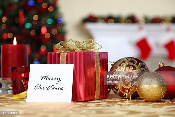 Regalo di Natale con carta di credito