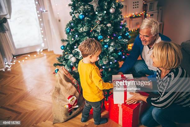 Geschenke von Großeltern