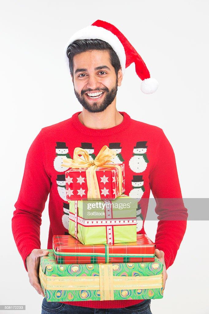 Christmas Gifts : Stock Photo
