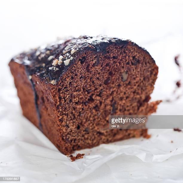 De pain d'épice de Noël gâteau