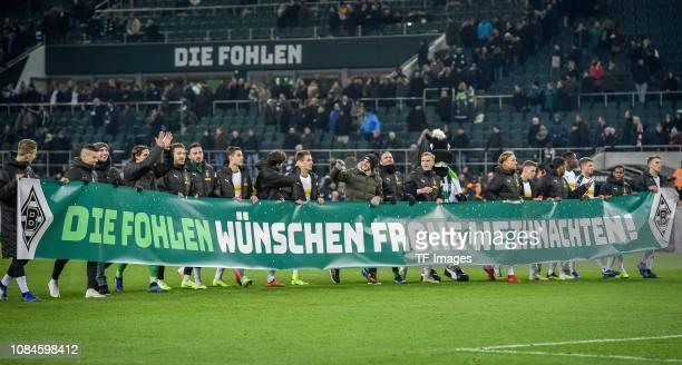 Weihnachtsfeier Mönchengladbach.24 Borussia Mönchengladbach Weihnachtsfeier Bilder Und Fotos Getty