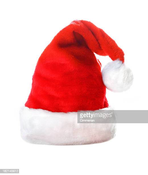 Christmas Hat on white