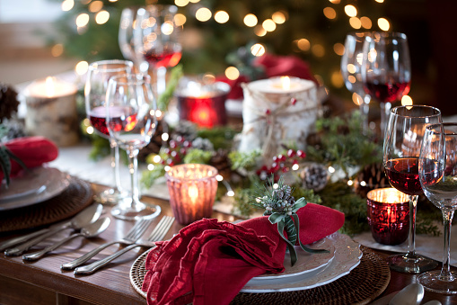 Christmas Holiday Dining 1063527678