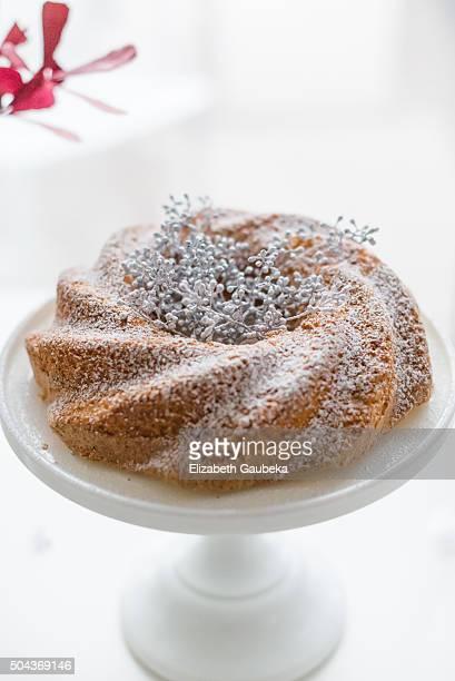 Christmas Holidays Bundt Cake