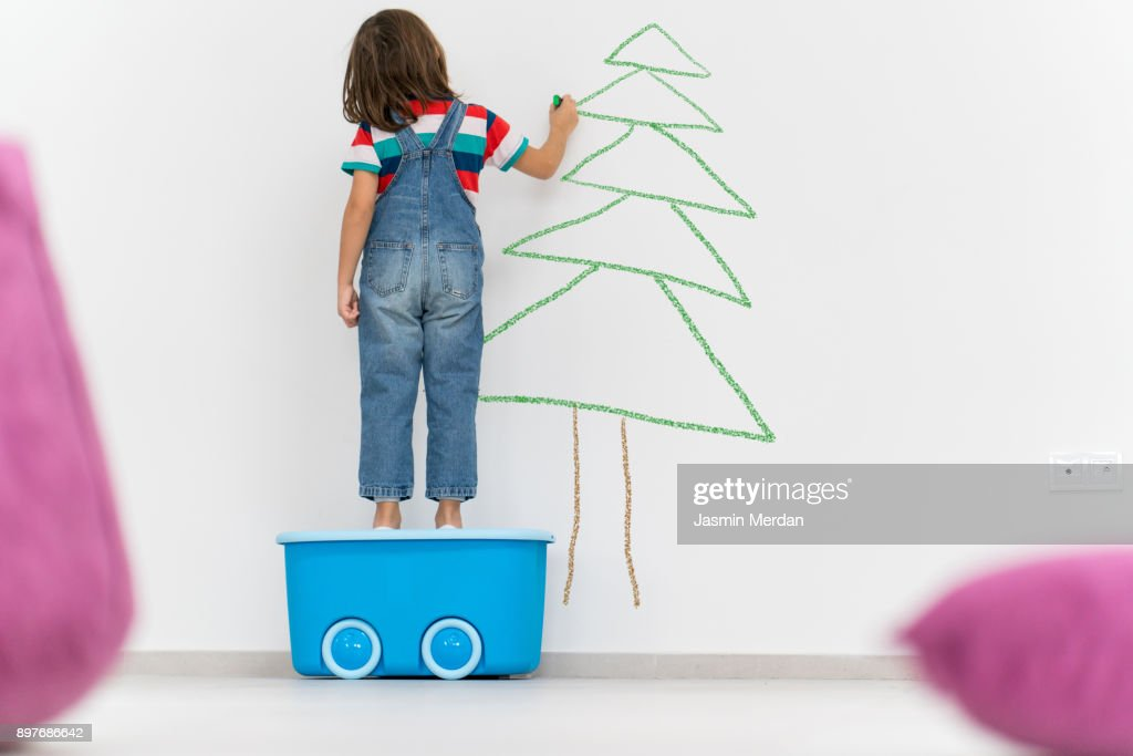 Christmas Home Decor : Stock Photo