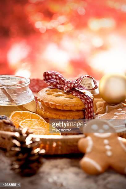 Navidad galletas caseras