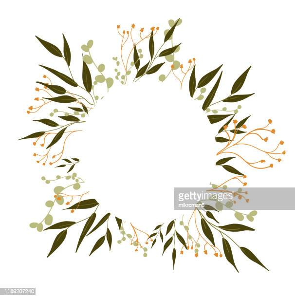 28 Christmas Wreath Drawing Photos And Premium High Res Pictures Getty Images