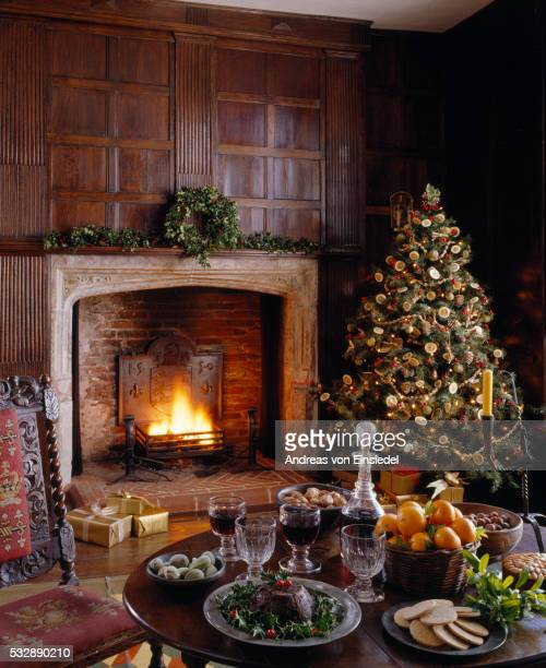 Christmas images from the National Trust