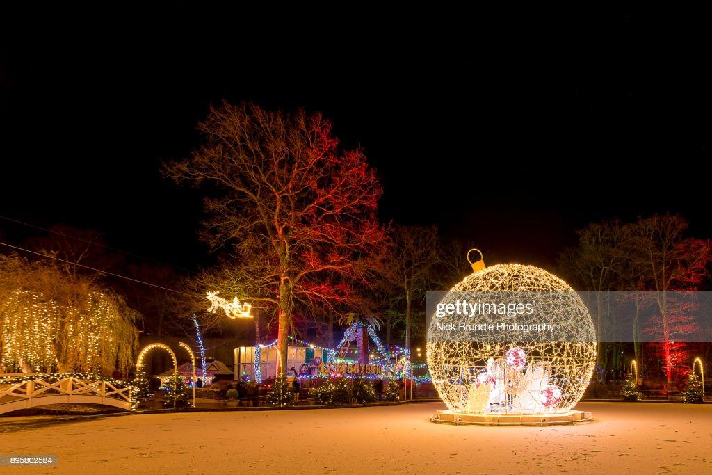 Christmas in Denmark : Stock Photo