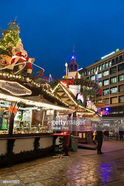 Weihnachten in Frankfurt, Deutschland