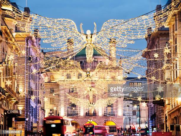 christmas in london - christmas stock pictures, royalty-free photos & images
