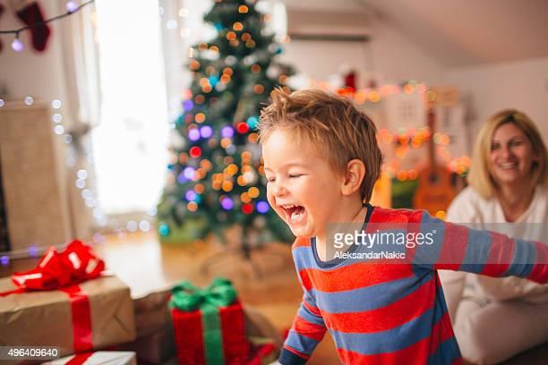 Weihnachten in unserem Hause