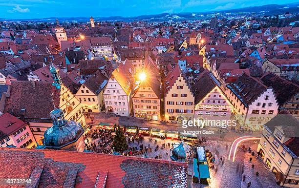Christmas in Rothenburg ob der Tauber