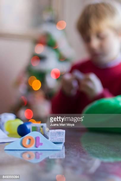 Christmas in Spain. Advent Calendar Day 10