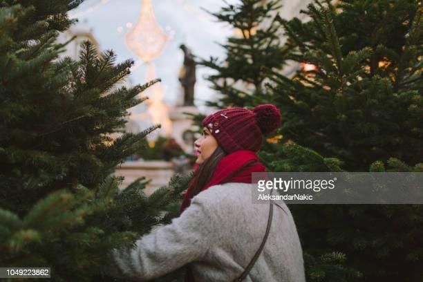 jul i staden - art bildbanksfoton och bilder