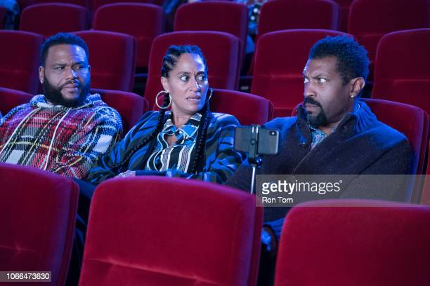 ISH Christmas in Theater Eight The Johnsons have a tradition of going to the movies on Christmas and they can never agree on what to see Dre wants to...