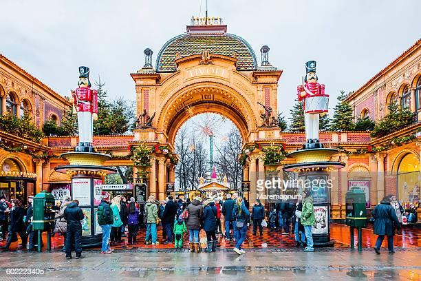 Christmas in Tivoli Gardens
