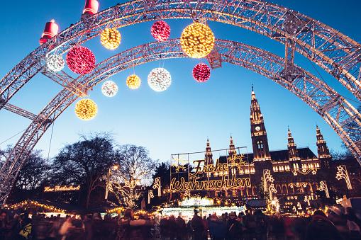 Christmas in Vienna - gettyimageskorea