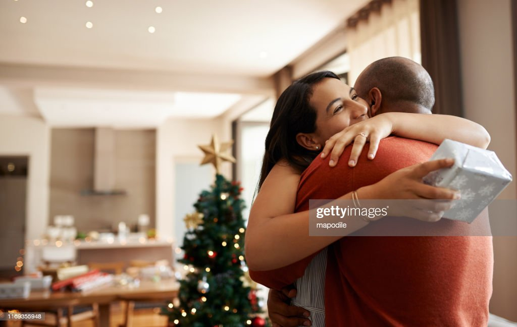 Christmas is a time of giving : Stock Photo