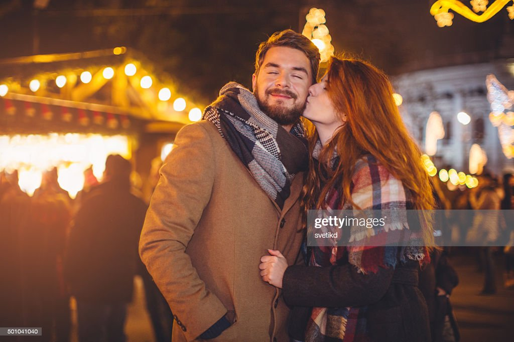 Christmas Is All Around.Christmas Is All Around Stock Photo Getty Images