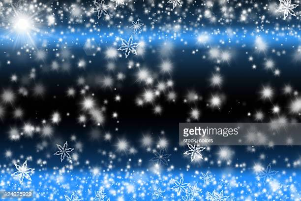 Christmas is blue