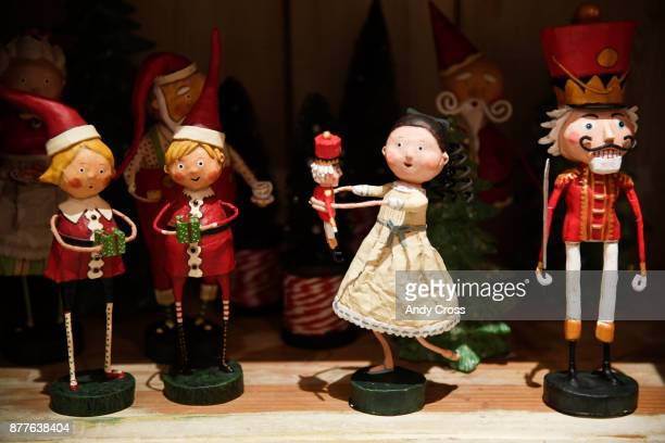 Christmas items on sale at the Cozy Cottage in the Cherry Creek Mall November 22 2017 Cozy Cottage is a seasonal local retailer family owned shop...