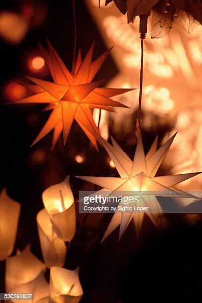 Christmas lights in Berlin